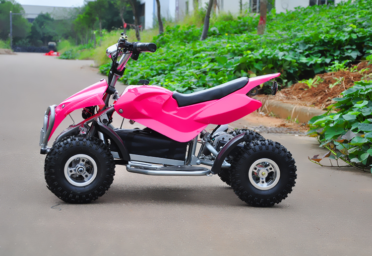 Elektrisk ATV for barn - Intobike